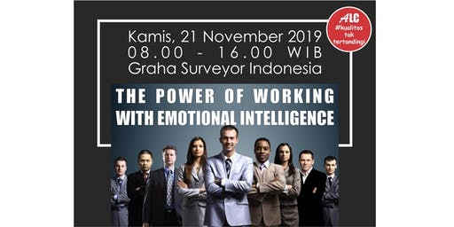 Topik Public Training The Power of Working with Emotional Intelligence