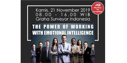 Topik Public Training The Power of Working with Emotional Intelligence