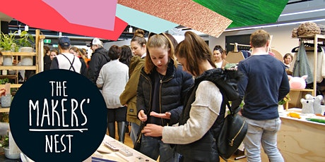 The Makers' Nest design market tickets