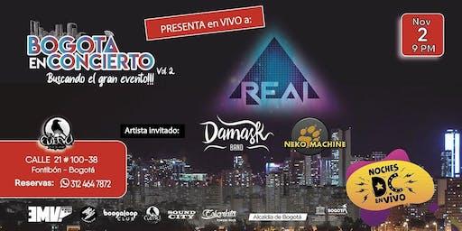 Bogota En concierto Vol. 2