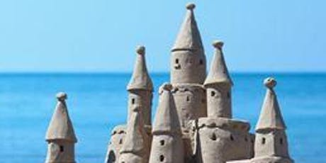 Sand Sculpture workshop and competition plus kite flying demonstration tickets