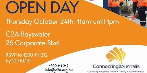 Disability Employment Open Day