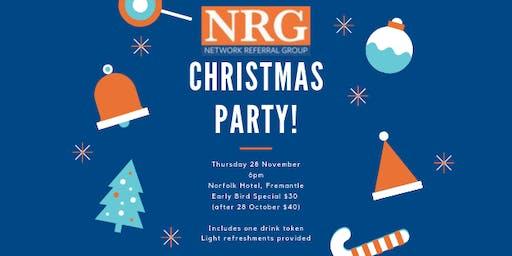 NRG Christmas Party