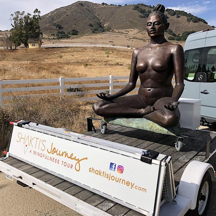 Shakti's Journey: A Mindfulness Experience w/Meditation, Art, Yoga, Nature image