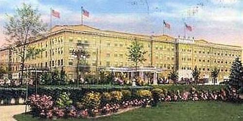 111 Anniversary of Wenonah Hotel