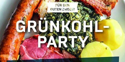 Schenefelder Grünkohlparty #2 – Schlemmen, Feiern und Gutes tun!
