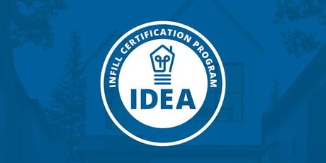 IDEA Infill Certification Courses tickets