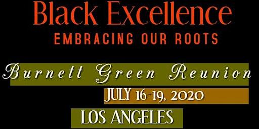 2020 Burnett-Green Family Reunion