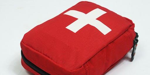 MTA Aoraki East Coast Region: Red Cross First Aid Training, Dunedin