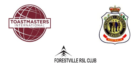 Toastmasters Inter-RSL Speech and Table Topics Contest