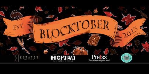 Blocktober @ The Block