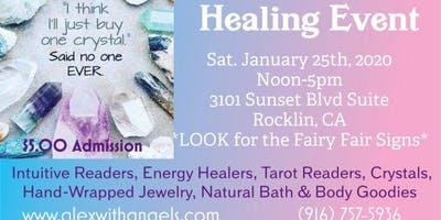 Mini Magical Healing Event