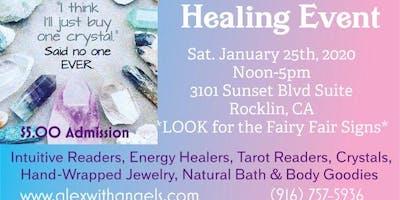 Mini Magical Healing Event