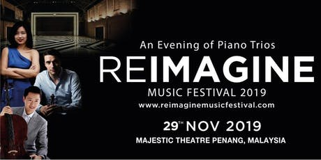 Reimagine Music Festival : An Evening of Piano Tri tickets