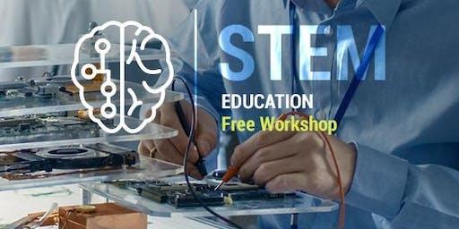 免費 - STEM Education Workshop (Cantonese Speaker)