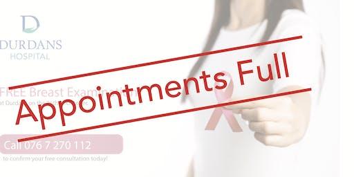 Durdans Hospital -Breast Cancer Awareness