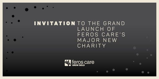 The Grand Launch of Feros Care's charity to tackle loneliness