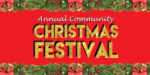 Free Christmas Festival