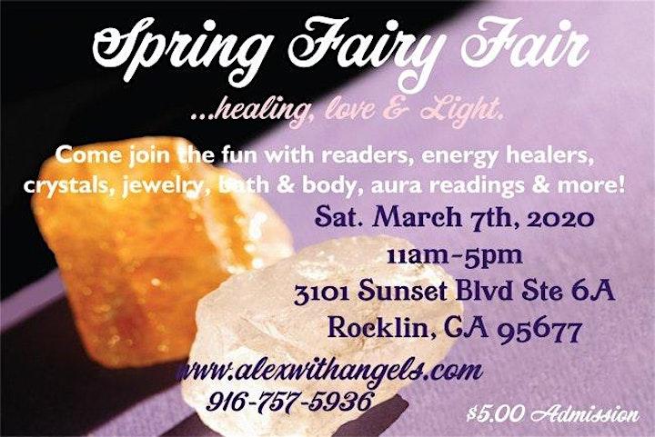Spring Fairy Fair image