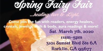 Spring Fairy Fair