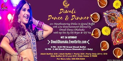 M Diwali Dhamaka: Dinner & Dance