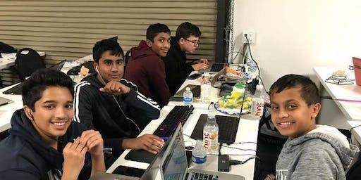 Free Trial Coding Class - Pleasanton