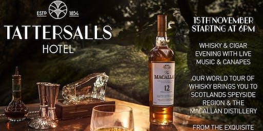 Tattersalls Hotel Whisky Night