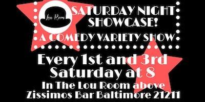 Saturday Night Showcase: a Comedy Variety Show