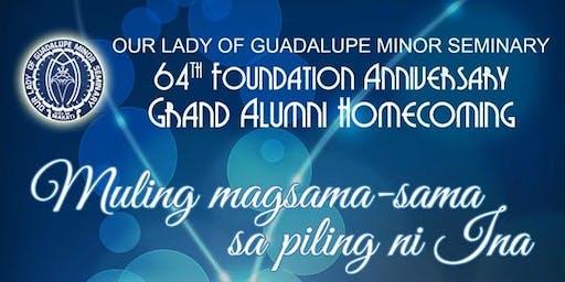 OLGMS - 64th Foundation Anniversary Grand Alumni Homecoming