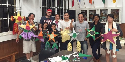 Philippine Parol (Christmas Lantern) Workshop