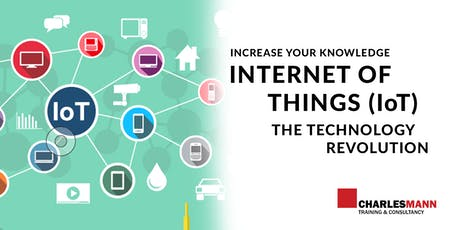 Fundamentals of the Internet of Things (IoT) Industry 4.0 Training Course - HRDF Approved tickets