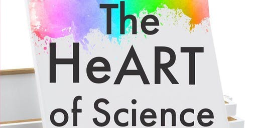 The HeART of Science Paint Party