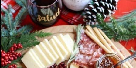 Sprigs & Spirits: Festive Charcuterie Workshop