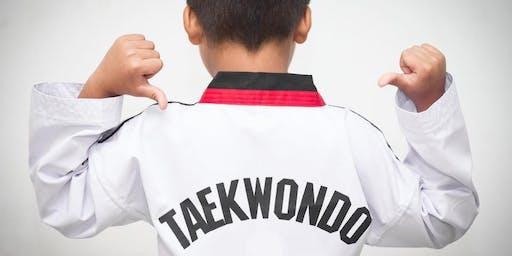 Taekwondo Workshop (Pumsae, Ilbo Taeryon, Sambo Taeryon)