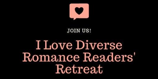 I Love Diverse Romance Readers' Retreat