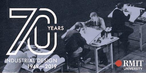 70th Anniversary of RMIT Industrial Design