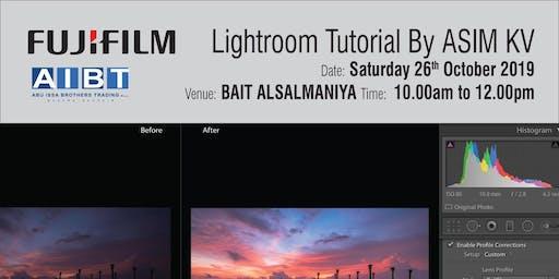 BASIC LIGHTROOM TUTORIAL BY ASIM KV