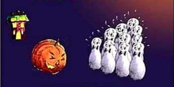 Halloween Boo-ling Strikes Again!