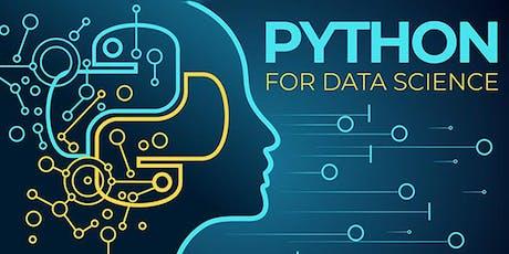 ActiveViam Python library Masterclass tickets