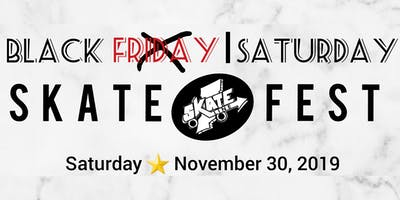 Maine-Stream Presents: Black Saturday Skate Fest