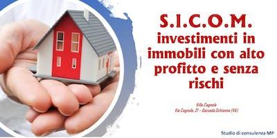 S.I.C.O.M. - come investire negli immobili con sicurezza
