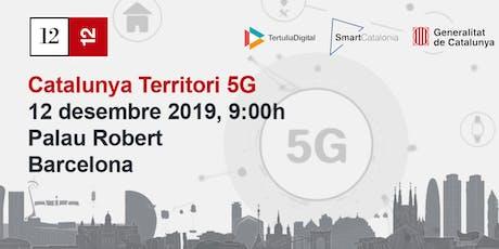 Catalunya Territori 5G entradas