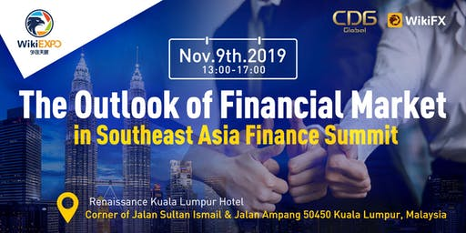 Finance Summit: The Outlook of Financial Market in Southeast Asia