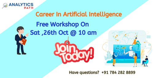 Free AI Interactive Session On Saturday , 26th Oct @ 10 am