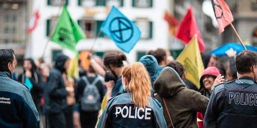 Formation à la désobéissance civile non-violente