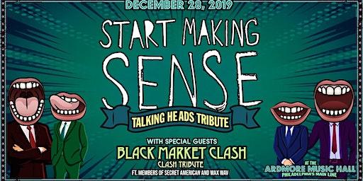 Start Making Sense (Talking Heads tribute)