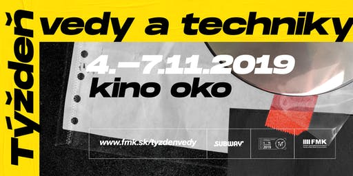 Týždeň vedy a techniky 2019 @ FMK UCM