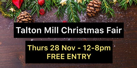 Talton Mill Christmas Fair tickets