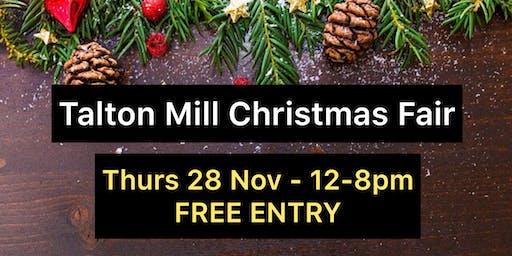 Talton Mill Christmas Fair