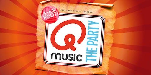 Qmusic the Party - 4uur FOUT! in Nieuwegein (Utrecht) 24-10-2020